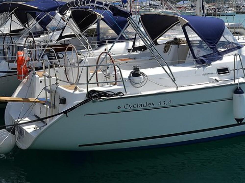 Alquiler de barcos Sukošan barato de Cyclades 434