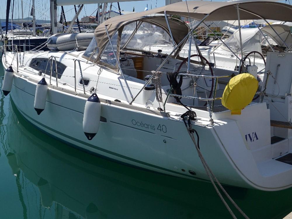 Alquiler de yate Sukošan - Bénéteau Oceanis 40 en SamBoat