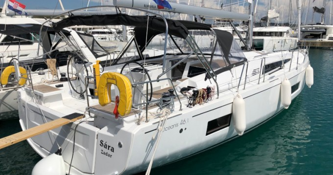 Alquiler de yate Sukošan - Bénéteau Oceanis 46.1 en SamBoat