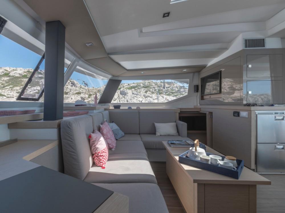 Alquiler Catamarán en Sukošan - Fountaine Pajot Astrea 42