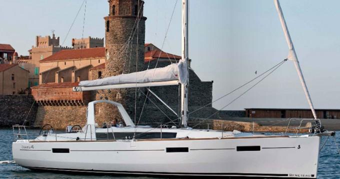 Alquiler de Bénéteau Oceanis 41 S en Sukošan