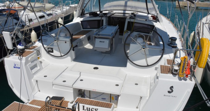 Alquiler de barcos Bénéteau Oceanis 48 enSukošan en Samboat