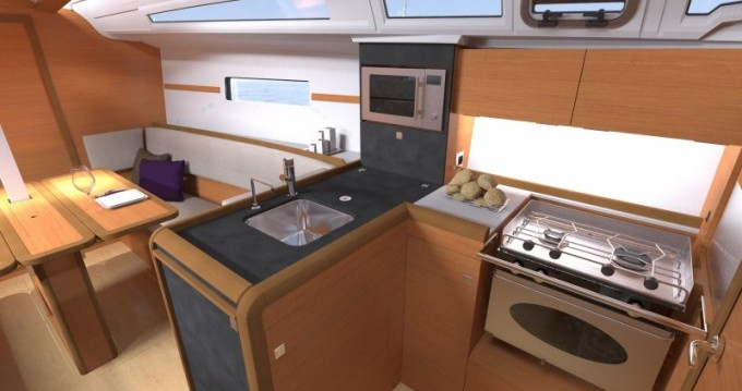 Alquiler de yate Follonica - Jeanneau Sun Odyssey 349 en SamBoat