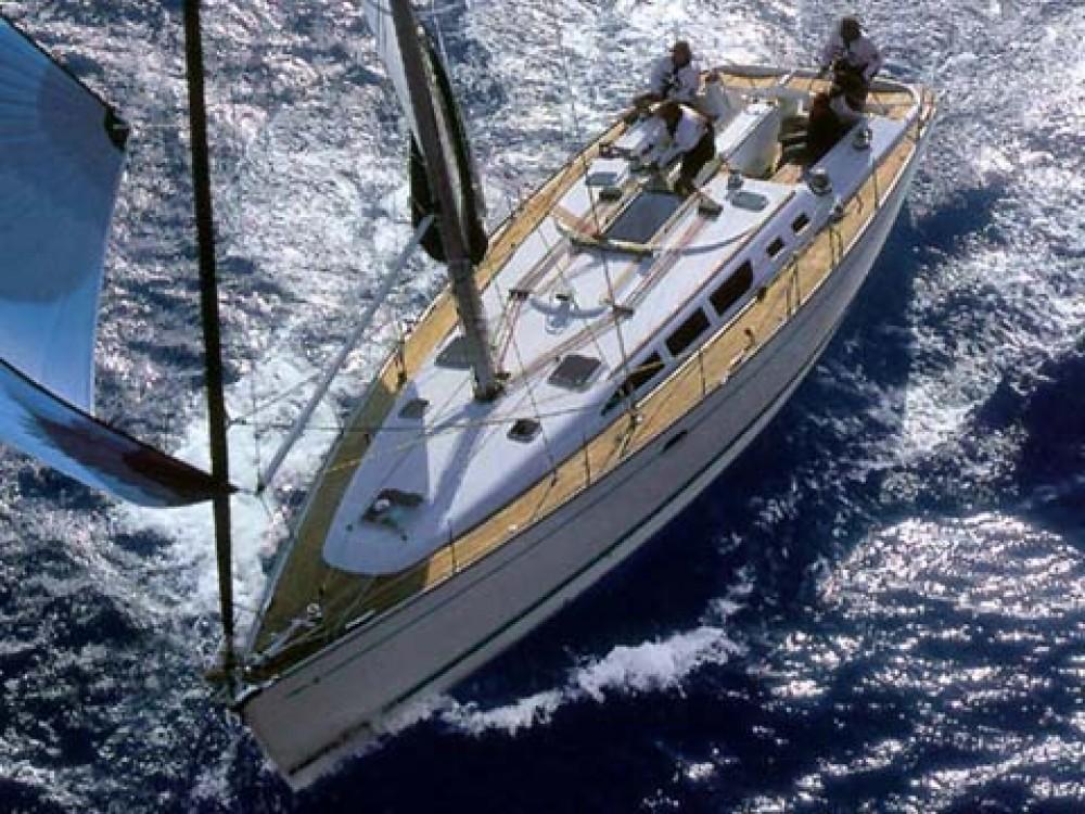 Alquiler de barcos Jeanneau Sun Odyssey 43 enMarina d'Arechi en Samboat
