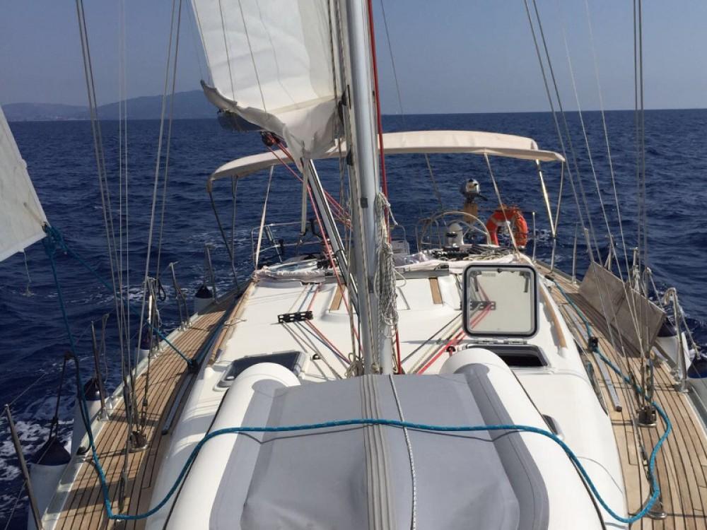 Alquiler Velero en Marina d'Arechi - Jeanneau Sun Odyssey 43
