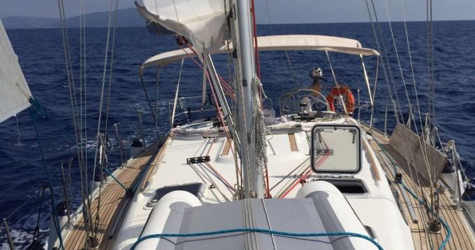 Alquiler de barcos Salerno barato de Sun Odyssey 43