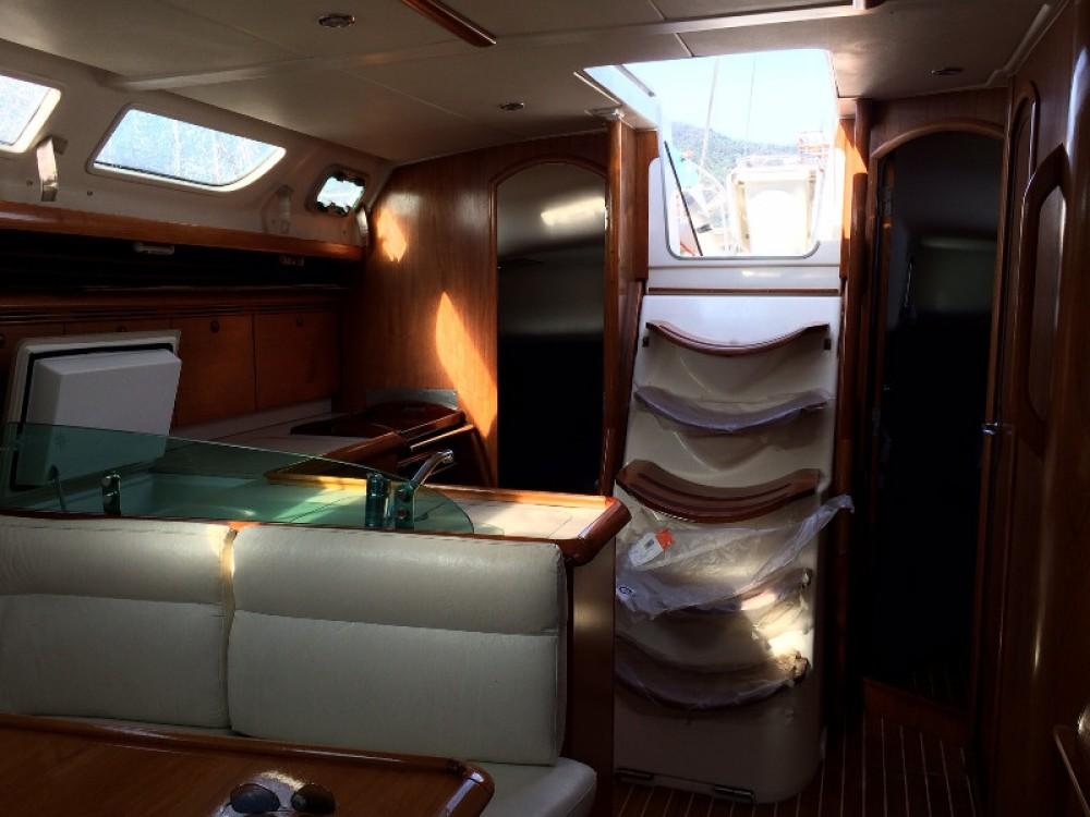 Alquiler de yate Marina d'Arechi - Jeanneau Sun Odyssey 43 en SamBoat