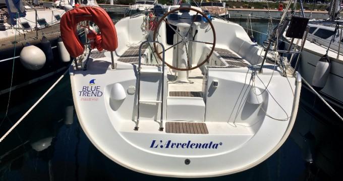 Alquiler de yate Salerno - Jeanneau Sun Odyssey 37 en SamBoat