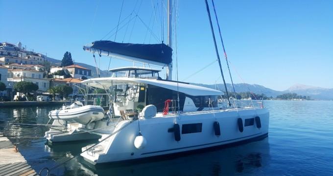 Alquiler de barcos Atenas barato de Lagoon 42