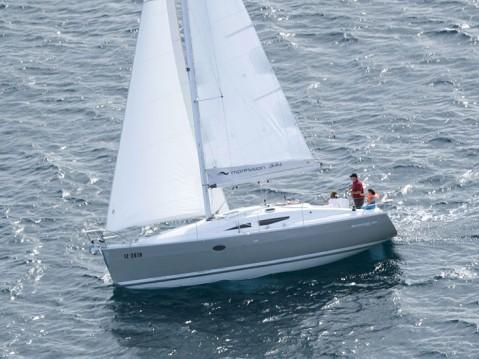 Alquiler de yate Vigo - Elan Impression 344 en SamBoat