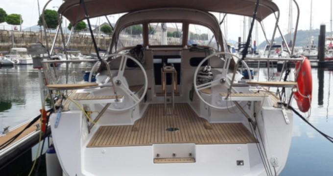 Alquiler de barcos Elan Impression 40 enVigo en Samboat