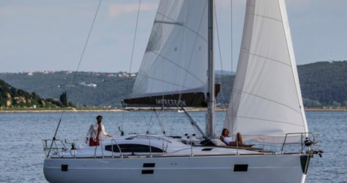 Alquiler de barcos Elan Impression 45 enVigo en Samboat