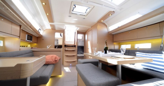 Alquiler de yate Capo d'Orlando - Dufour Dufour 412 Grand Large en SamBoat