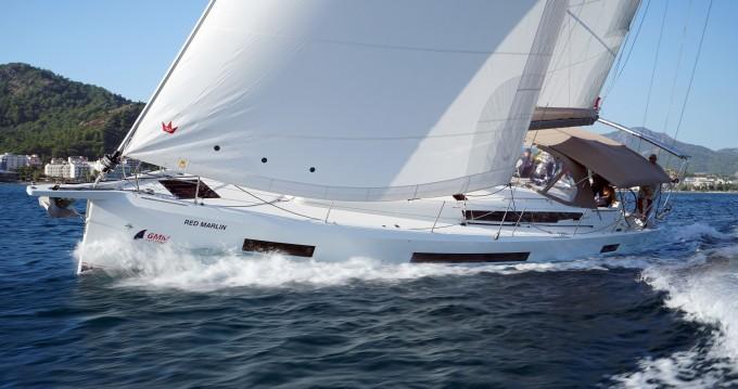 Alquiler de Jeanneau Sun Odyssey 490 en Marmaris