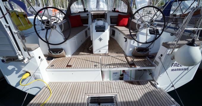 Alquiler de barcos Jeanneau Sun Odyssey 410 enMarmaris en Samboat