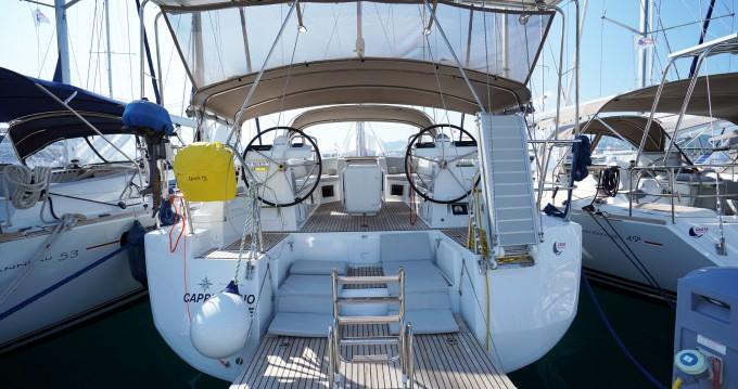 Alquiler de yate Marmaris - Jeanneau Jeanneau 54 en SamBoat