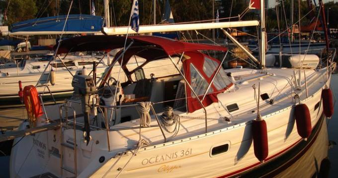 Alquiler de yate Atenas - Bénéteau Oceanis 36.1 en SamBoat
