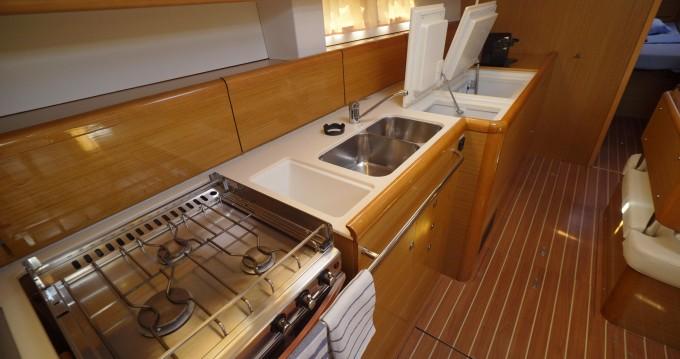 Alquiler de yate Marmaris - Jeanneau Sun Odyssey 49i en SamBoat