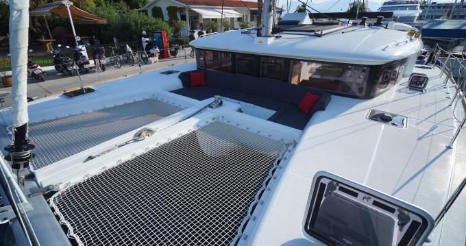 Alquiler de barcos Marmaris barato de Lagoon 450 F