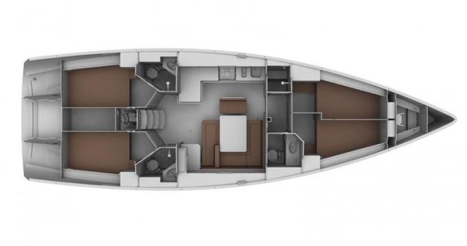 Alquiler de barcos Porto di San Benedetto del Tronto barato de Cruiser 45