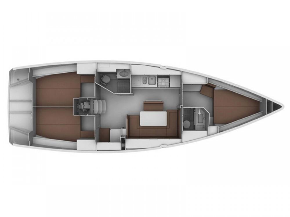 Alquiler de yate  Léucade - Bavaria Bavaria 40 Cruiser en SamBoat
