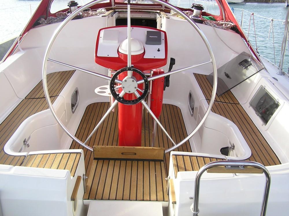 Alquiler de yate  Léucade - Jeanneau Sun Odyssey 37.1 en SamBoat