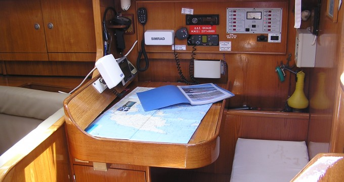 Jeanneau Sun Odyssey 37.1 entre particulares y profesional Lefkas Marina