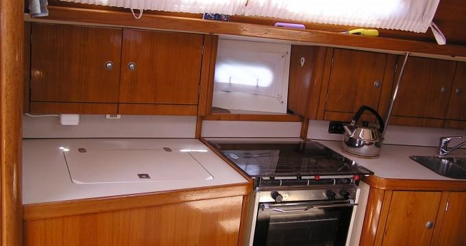 Alquiler Velero en Lefkas Marina - Jeanneau Sun Odyssey 37.1