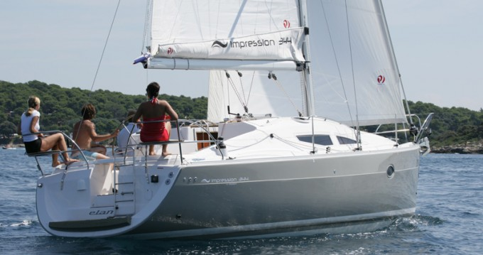 Alquiler de barcos Elan Impression 344 enBetina en Samboat