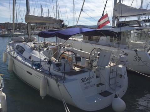 Alquiler de barcos Bénéteau Oceanis 43 enBetina en Samboat