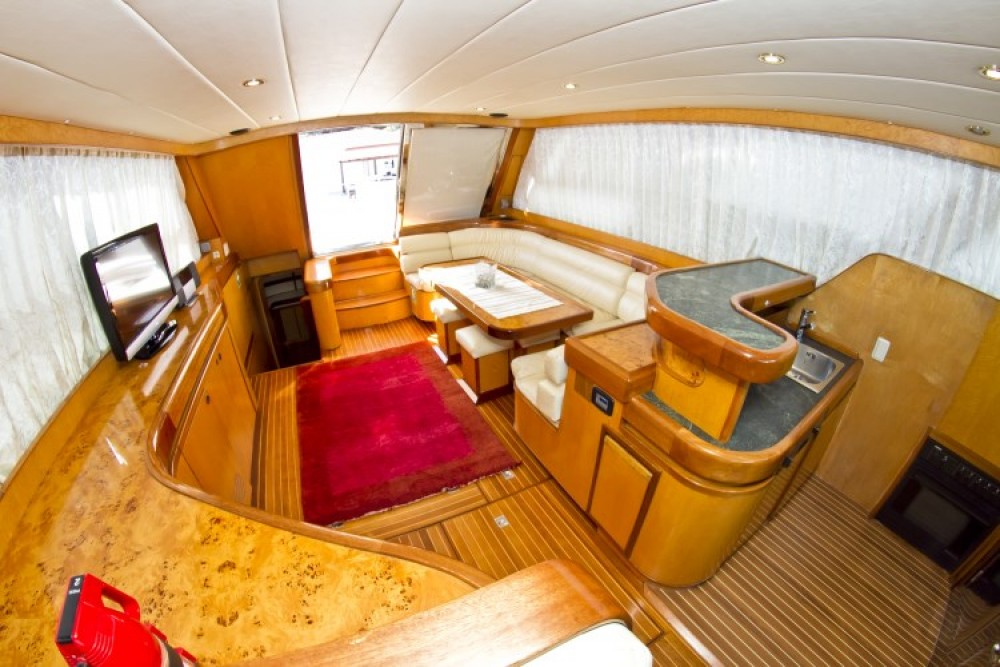 Alquiler de barcos Primošten barato de Yaretti 2110