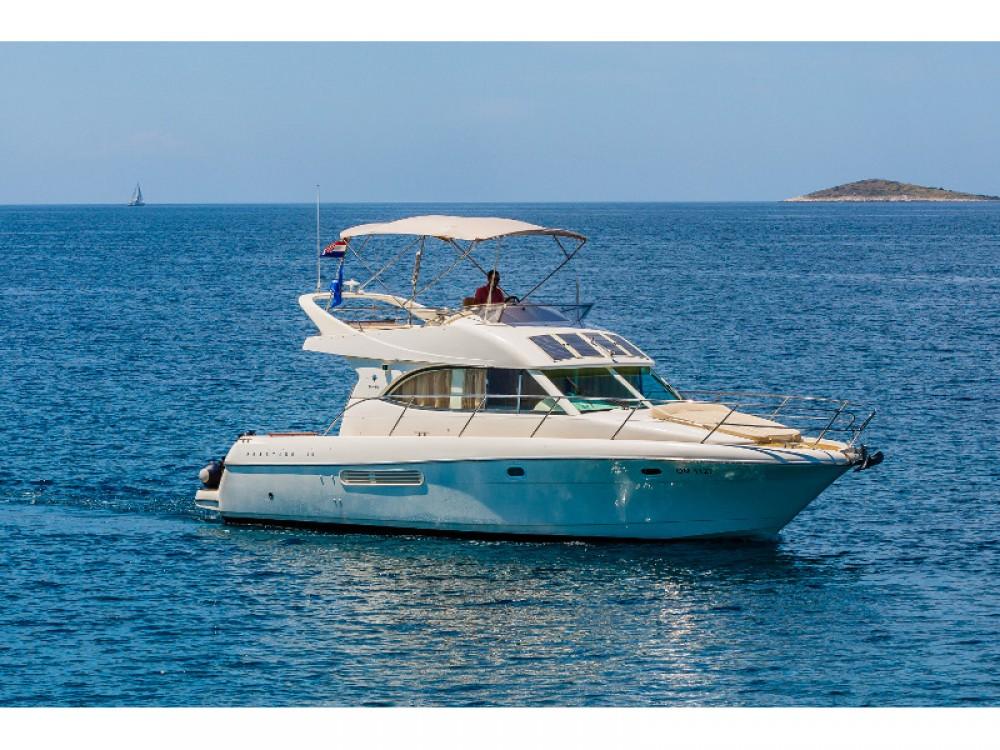Alquiler de barcos Jeanneau Jeanneau Prestige 36 Fly enPrimošten en Samboat