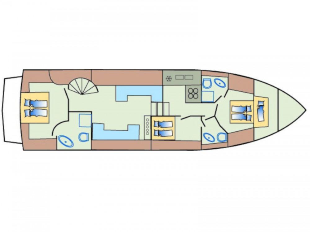 Alquiler de barcos Primošten barato de Johnson 56