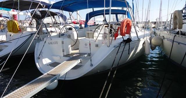Alquiler de barcos Atenas barato de Sun Odyssey 45.2