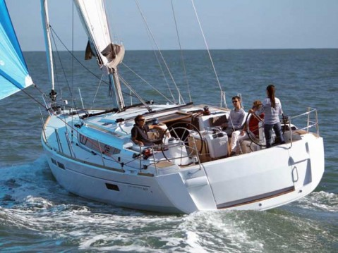 Alquiler de yate Atenas - Jeanneau Sun Odyssey 469 en SamBoat
