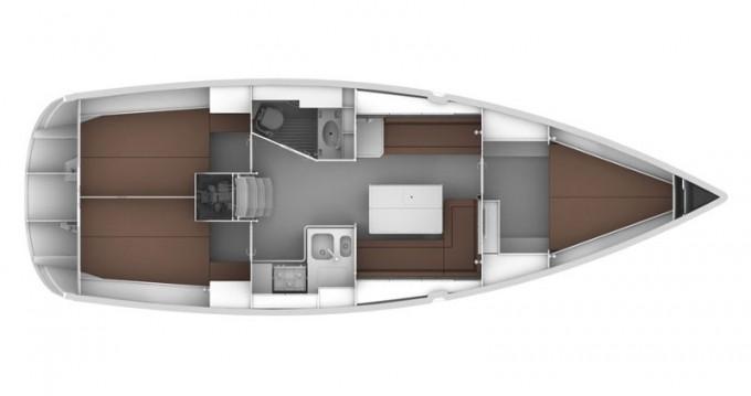 Alquiler de barcos Trogir barato de Cruiser 36