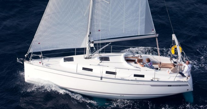 Alquiler de barcos Bavaria Cruiser 32 enTrogir en Samboat