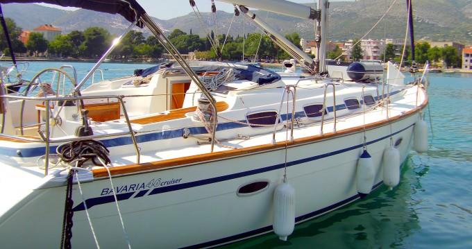 Alquiler de barcos Bavaria Bavaria 46 Cruiser enTrogir en Samboat