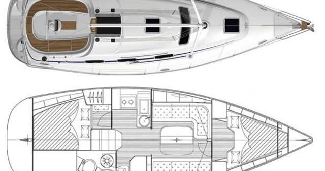 Alquiler Velero en Trogir - Bavaria Bavaria 33 Cruiser