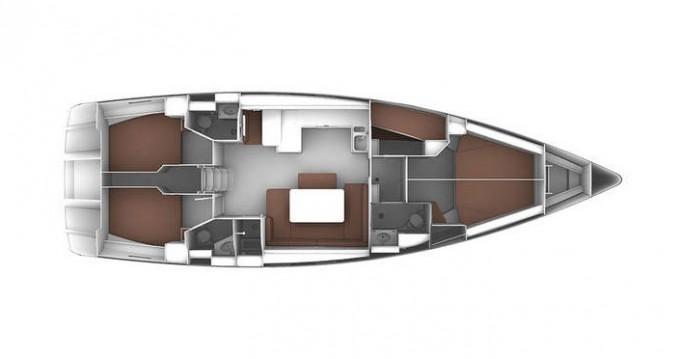 Alquiler de barcos Bavaria Cruiser 51 enMarina di Portisco en Samboat