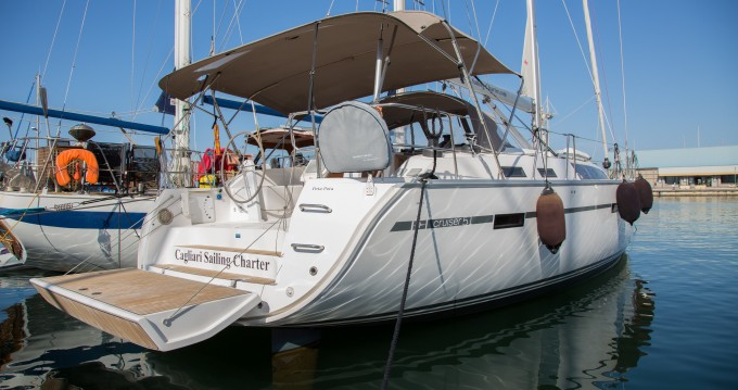 Bavaria Cruiser 51 entre particulares y profesional Cagliari