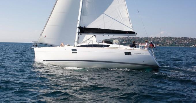 Alquiler de barcos Split barato de Impression 40