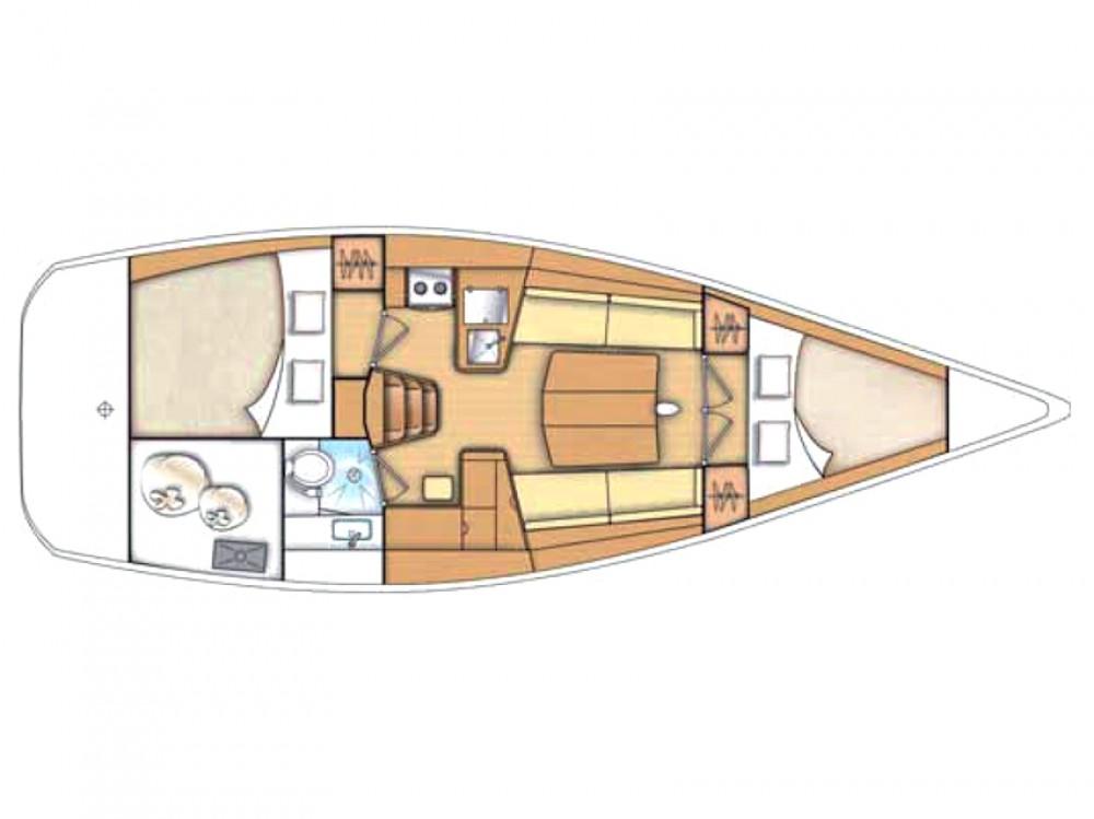 Alquiler de barcos  barato de First 35