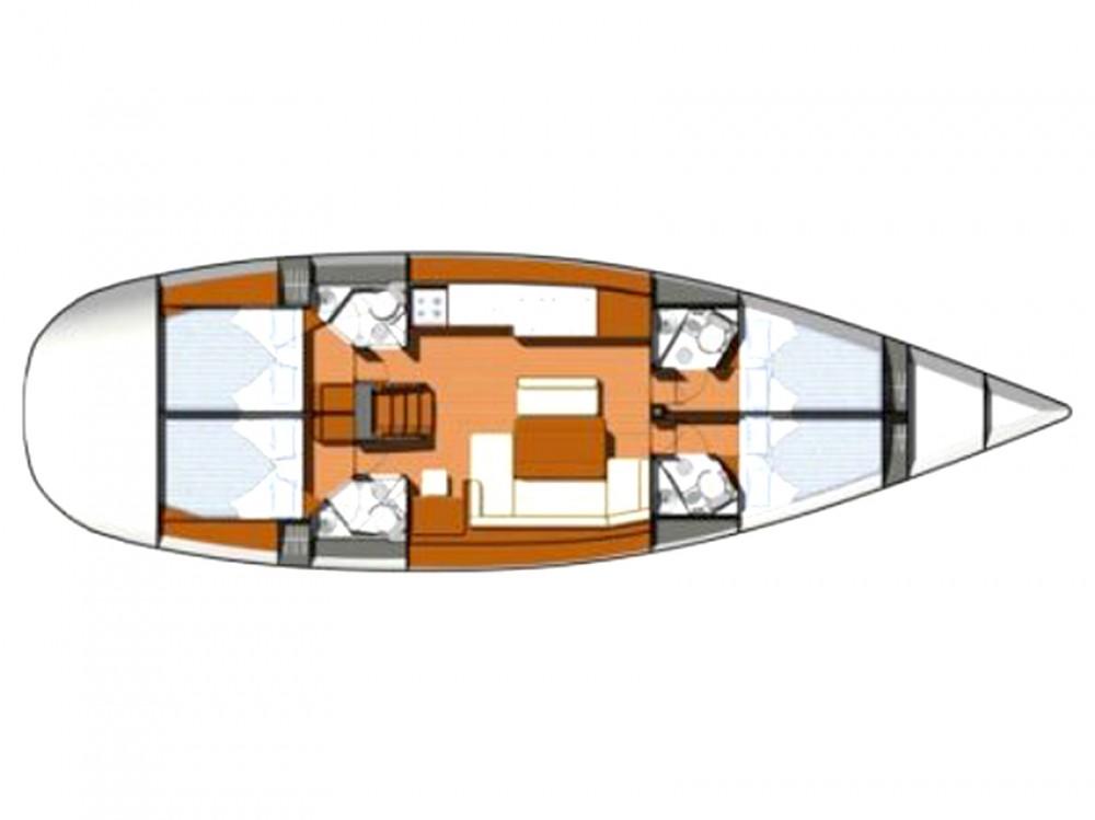 Alquiler de yate Marina di Portisco - Jeanneau Sun Odyssey 49i en SamBoat