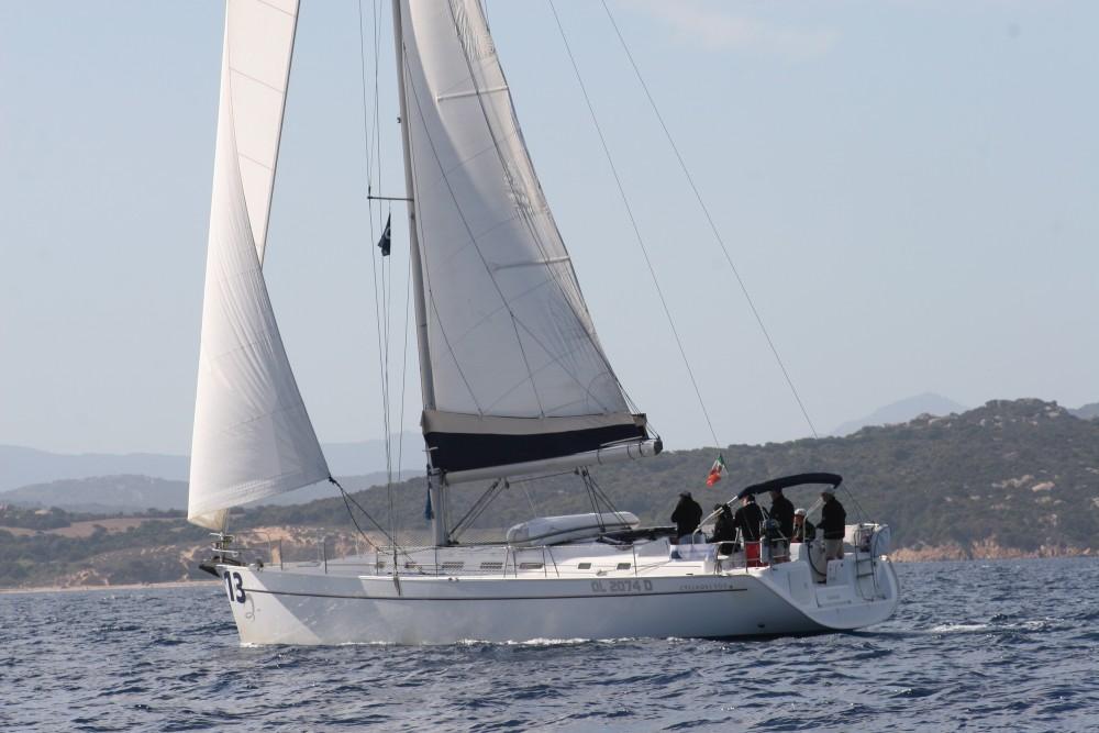 Alquiler de yate Marina di Portisco - Bénéteau Cyclades 50.5 en SamBoat