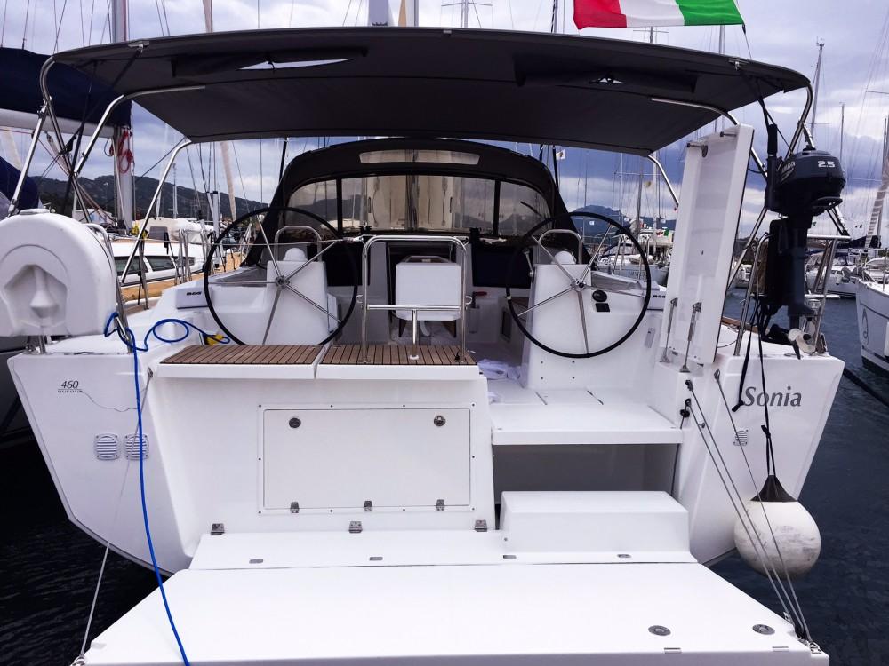 Alquiler de barcos Olbia barato de Dufour 460 Grand Large