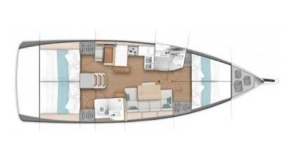 Alquiler Velero en Marina di Portisco - Jeanneau Sun Odyssey 440