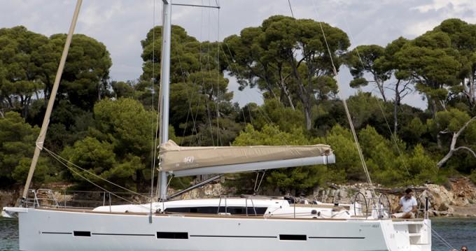 Alquiler de yate Marina di Portisco - Dufour Dufour 460 Grand Large en SamBoat