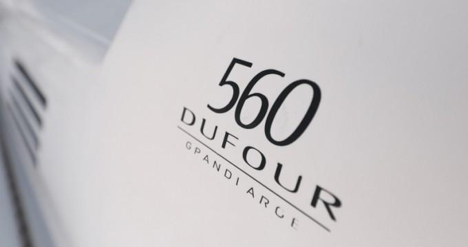 Alquiler de Dufour Dufour 560 en Zadar