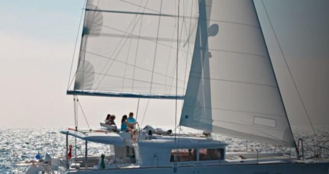 Lagoon Lagoon 450 F entre particulares y profesional Zadar